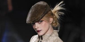 czapka a kształt twarzy