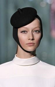 twarz okrągła czapka