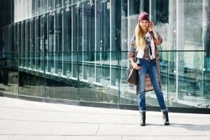 stylizacje blogerki modowej