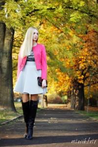 blogerka modowa stylizacje
