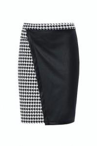 asymetrzyczna spódnica