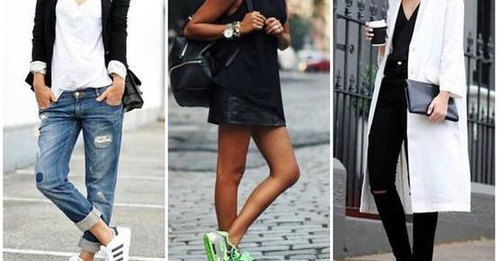 Buty na wiosnę - sprawdź stylizacje z obuwiem sportowym!