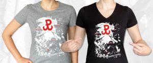 damska koszulka powstanie warszawskie