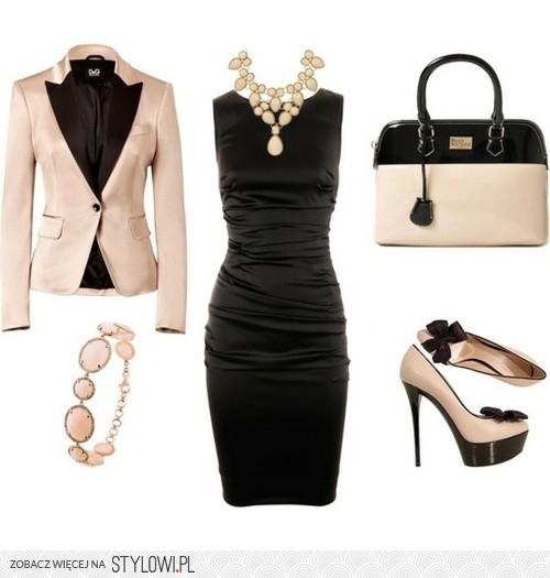 Czarna sukienka na wesele - 5 topowych propozycji