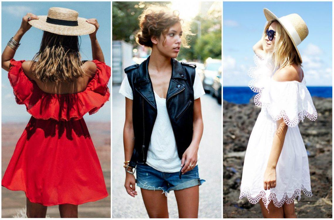 Ubranie na lato, czyli co założyć na duże upały