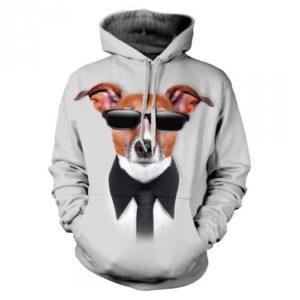 bluza z psem