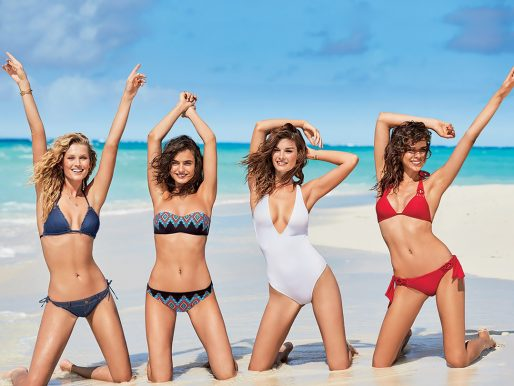 Kostiumy kąpielowe - hity i triki na lato