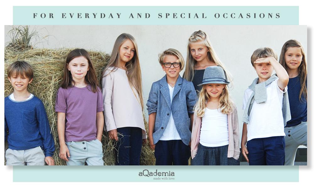 aQademia.eu, czyli stylove ubrania dla dzieci