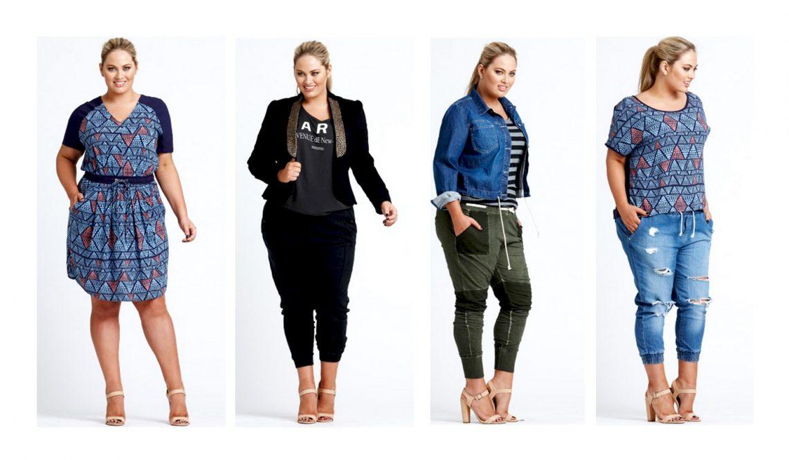 Ubrania Plus Size na 2017 rok
