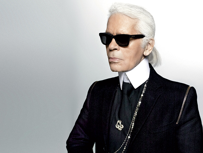 Król mody - Karl Lagerfeld