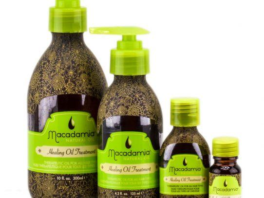 Macadamia Healing Oil Treatment – naturalna pielęgnacja włosów