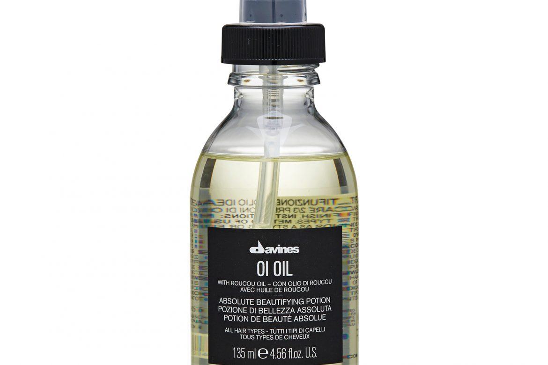Davines OI/OIL Absolute Beautifying Potion – odżywianie włosów przez stylizację