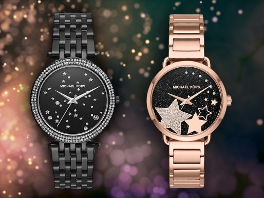 Zegarek na gwiazdkę od Michael Kors