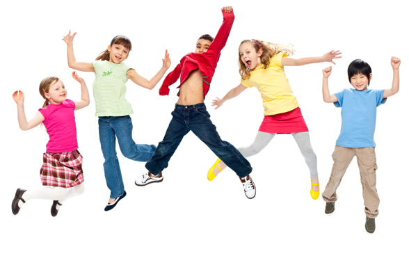 Ruch – ważny aspekt rozwoju dziecka