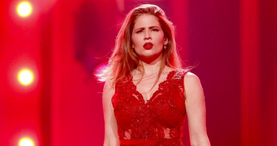 Laura Rizzotto - Piękna Łotyszka z Eurowizja 2018