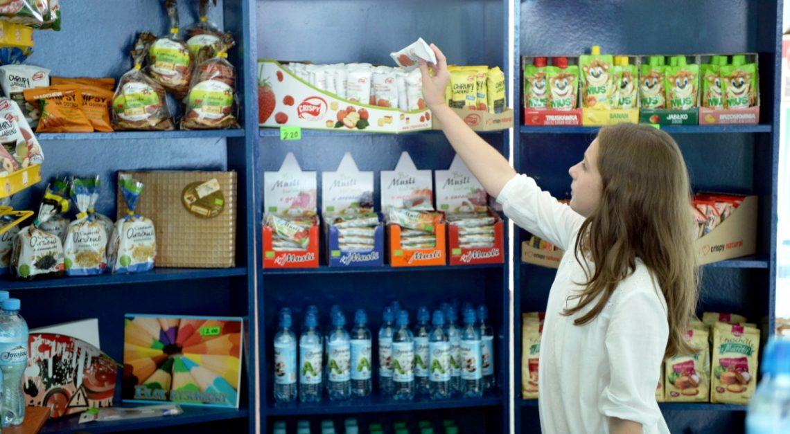 Sklepik szkolny - jakie produkty znajdzie tam Twoje dziecko?