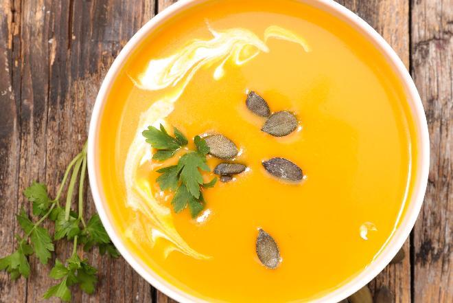 Zupa krem z dyni - szybki i prosty przepis