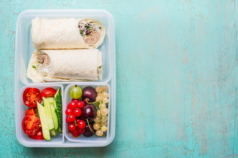 Dieta pudełkowa – ważne składniki