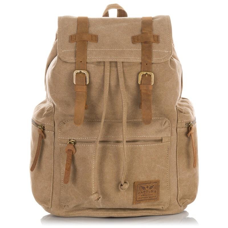 damski plecak vintage