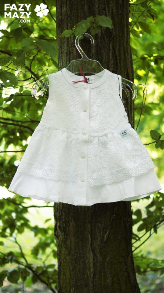 sukienka dla małej dziewczynki