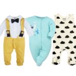 Jak ubrać niemowlaka? ABC ubranek niemowlęcych dla zielonych