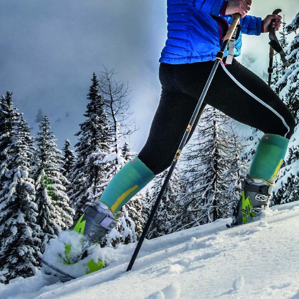 Jak wybrać odpowiednie skarpety narciarskie?