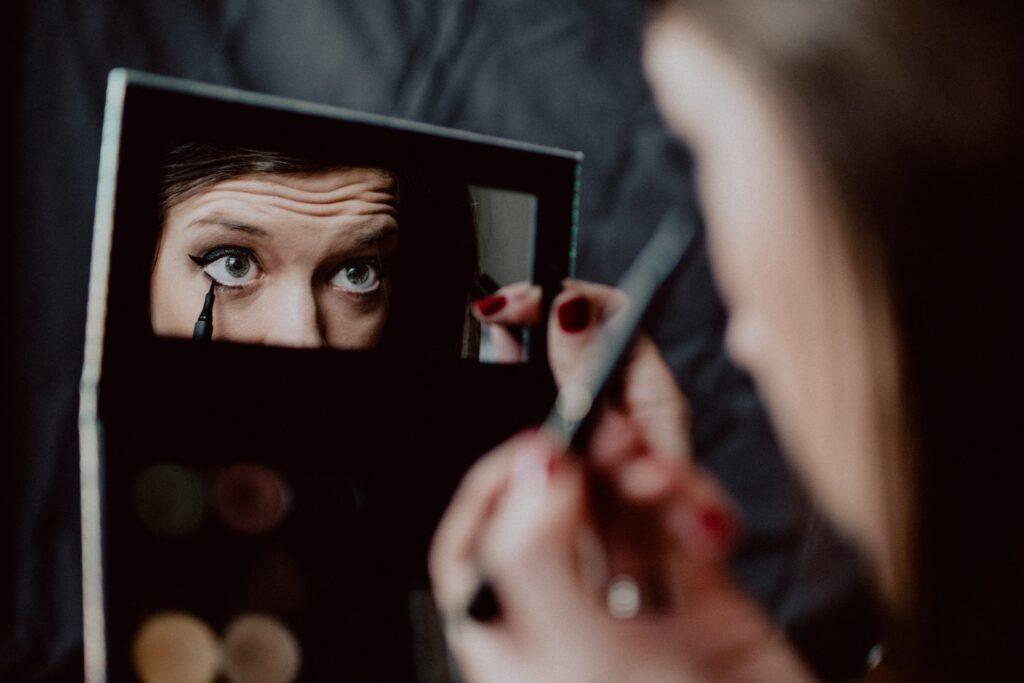 eyeliner we flamastrze