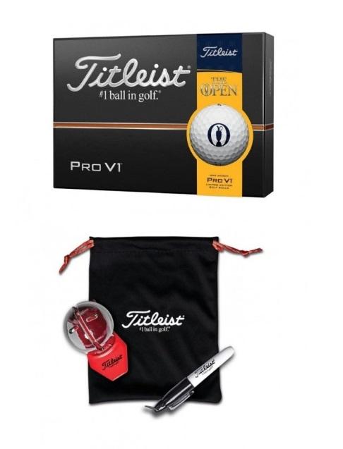 Prezent dla golfisty: Zestaw golfowy piłki golfowe ball marker