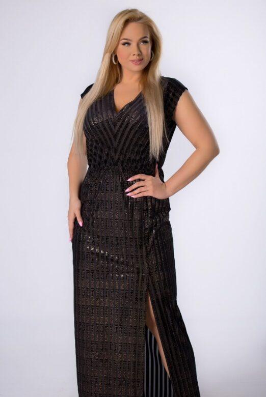 Sukienki plus size – jaki fason dla puszystej kobiety?