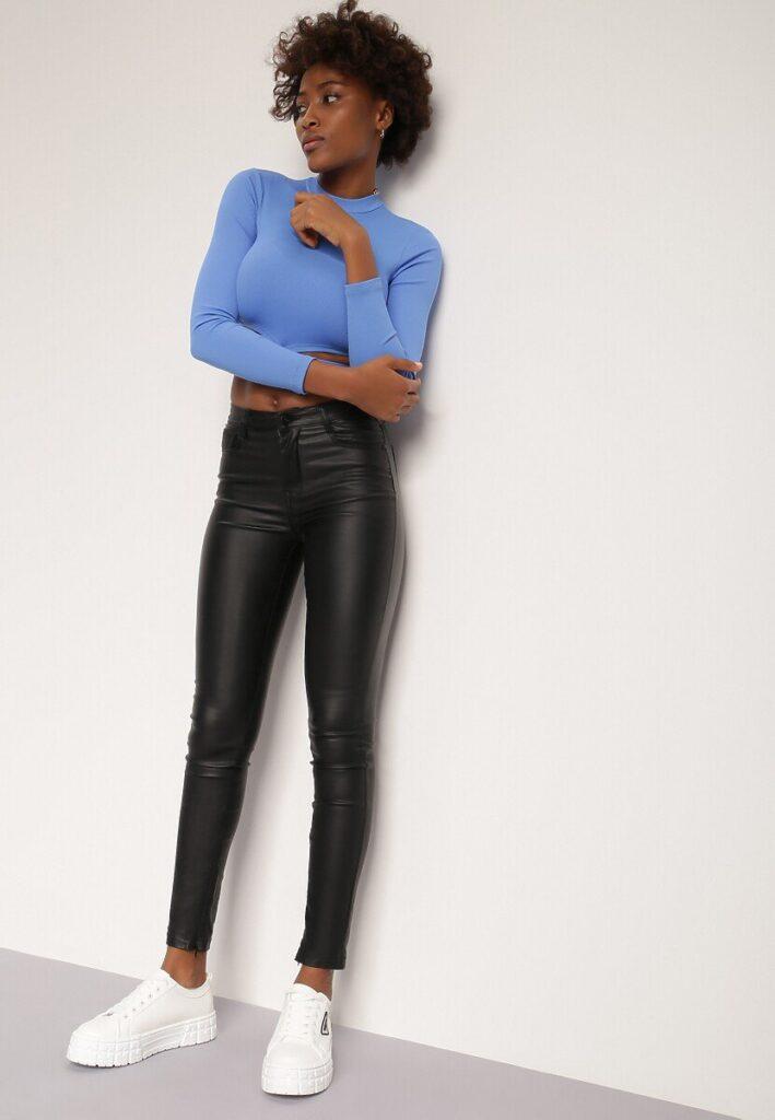 spodnie skinny